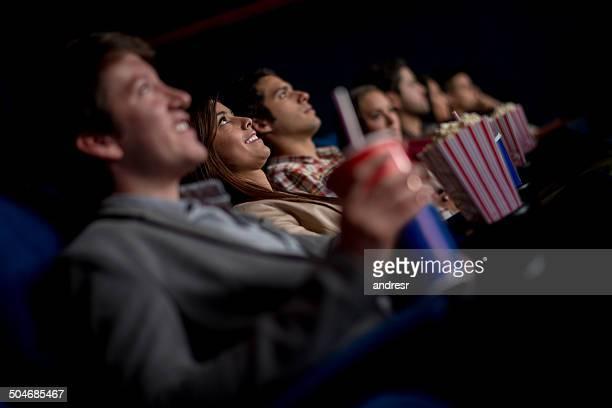 Personas en las películas