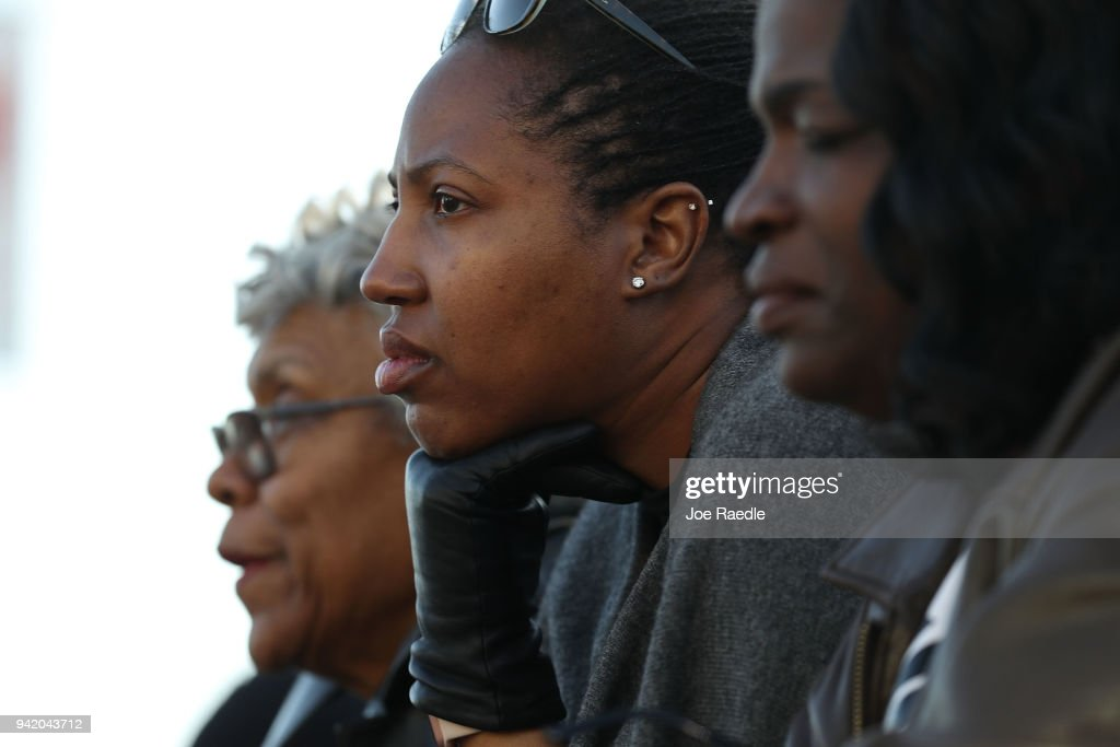 Memphis Marks 50th Anniversary Of Martin Luther King Jr's Assassination : News Photo