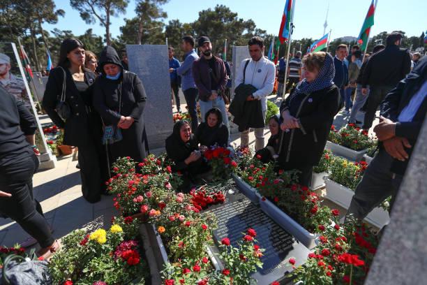 AZE: Azerbaijan Commemorates First Anniversary Of 44-Day Fight With Armenia