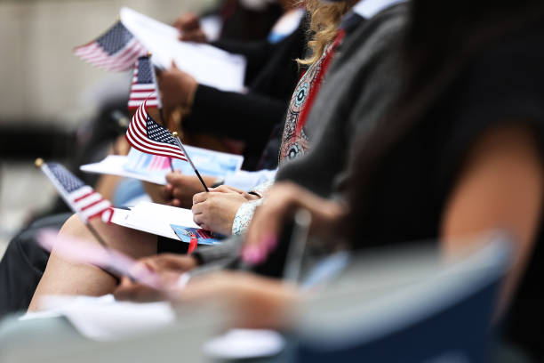NY: Lincoln Center Hosts Its Largest Naturalization Ceremony Welcoming 200 New Citizens