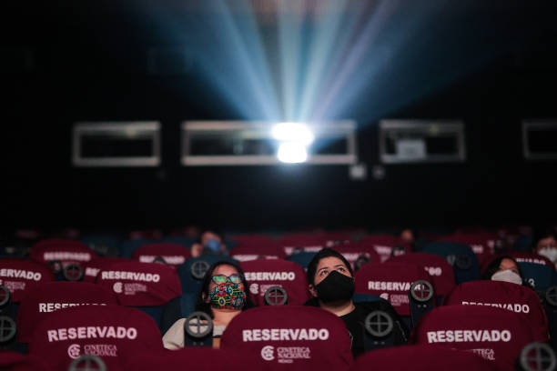 MEX: Cinemas Can Reopen in Mexico City After Four Months