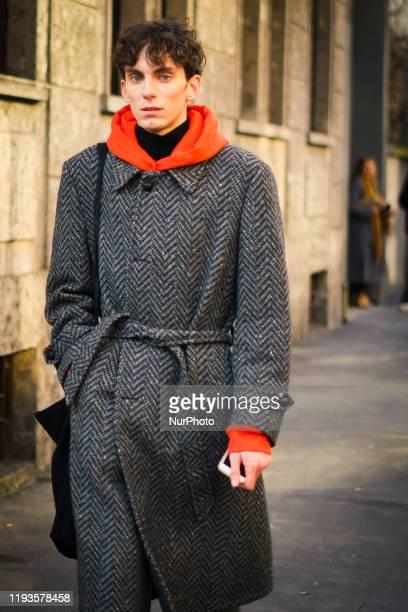January 13 Milan Men's Fashion Week Fall/Winter 2020 January 2020 Milan Italy
