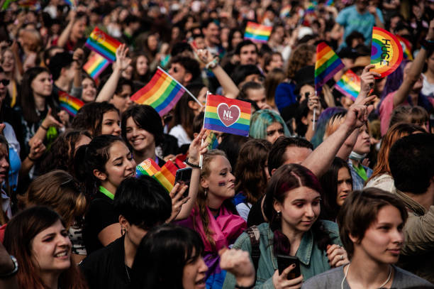 BGR: Sofia Runs 14th Annual LGBT Pride Festival