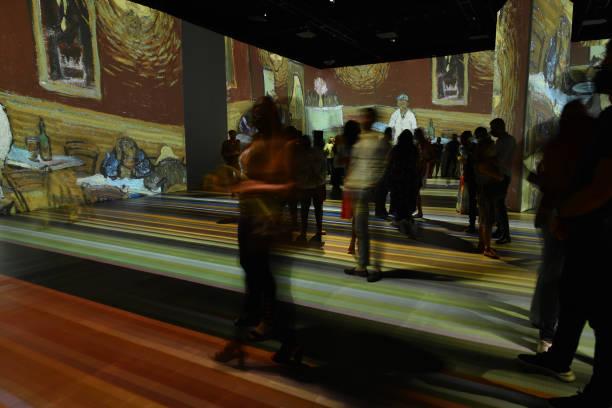 "FL: ""Beyond Van Gogh"" Exhibit - Media Preview"