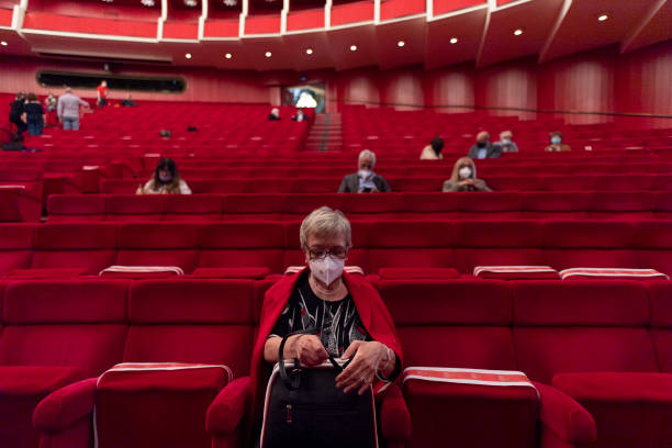 ITA: Theatre Reopening In Turin With Covid-19 Safety Protocols