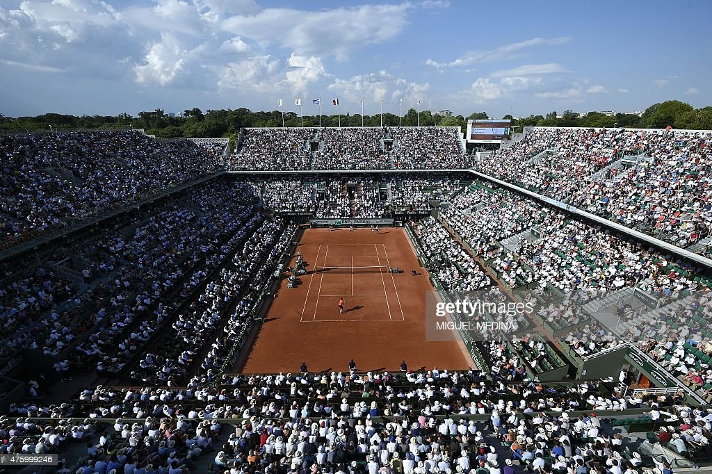 TENNIS-FRA-OPEN : News Photo