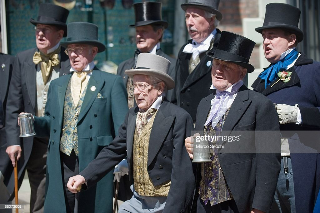 Rochester Hosts Charles Dickens Festival : News Photo