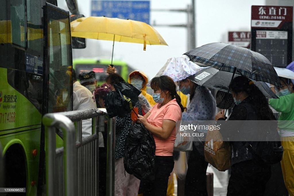 CHINA-WEATHER : Nieuwsfoto's