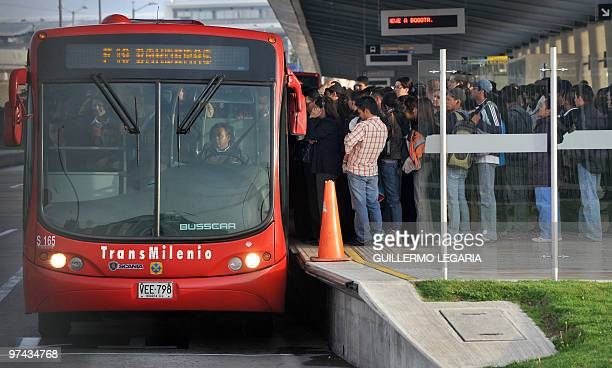 853 Fotos E Imagenes De Transmilenio Getty Images