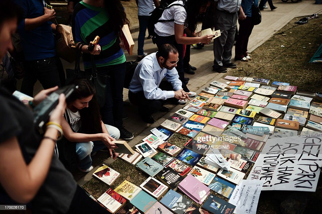 TURKEY-POLITICS-UNREST : Fotografía de noticias