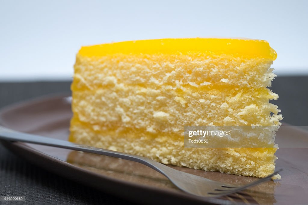 Orang Cake : Stock Photo