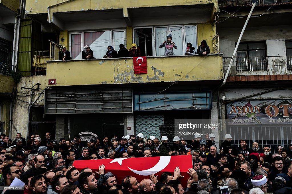 TURKEY-ATTACKS : Nyhetsfoto