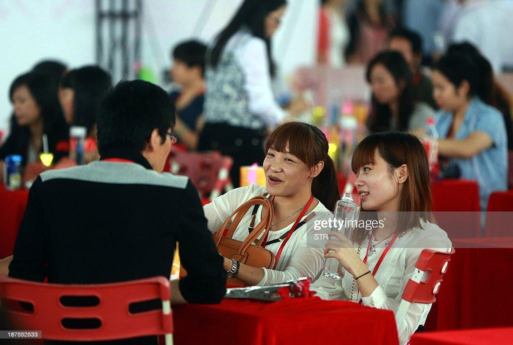Chinese matchmaking