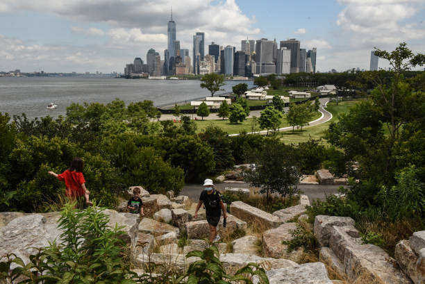 NY: New York City's Governors Island Reopens With Limited Capacity