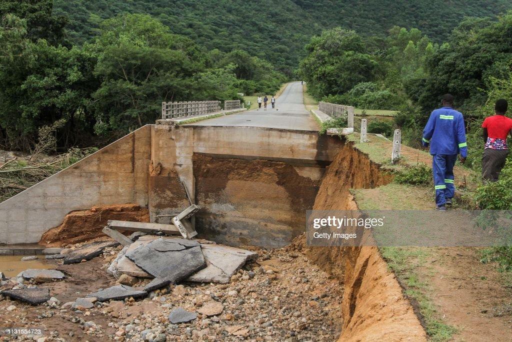 ZWE: Cyclone Idai Causes Devastating Floods In Zimbabwe