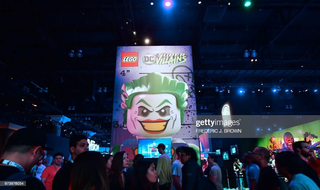 US-TECHNOLOGY-ENTERTAINMENT-E3 : News Photo