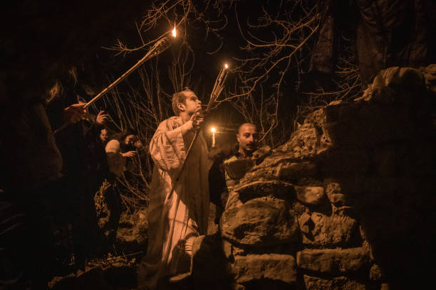 TUR: Bocuk Festival Brings Out Ghouls And Ghosts In Edirne
