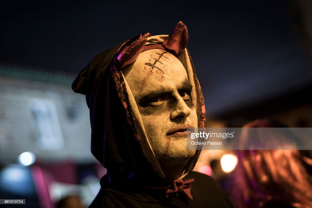 Witches' Night in Montalegre : Foto jornalística