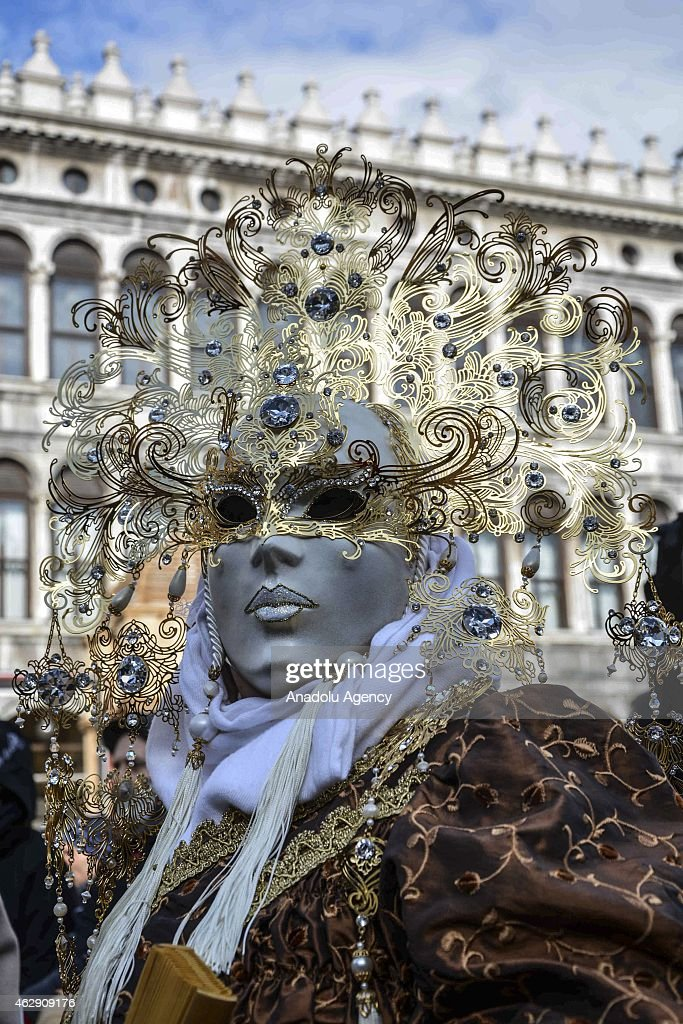 The Venice 2015 Carnival : News Photo