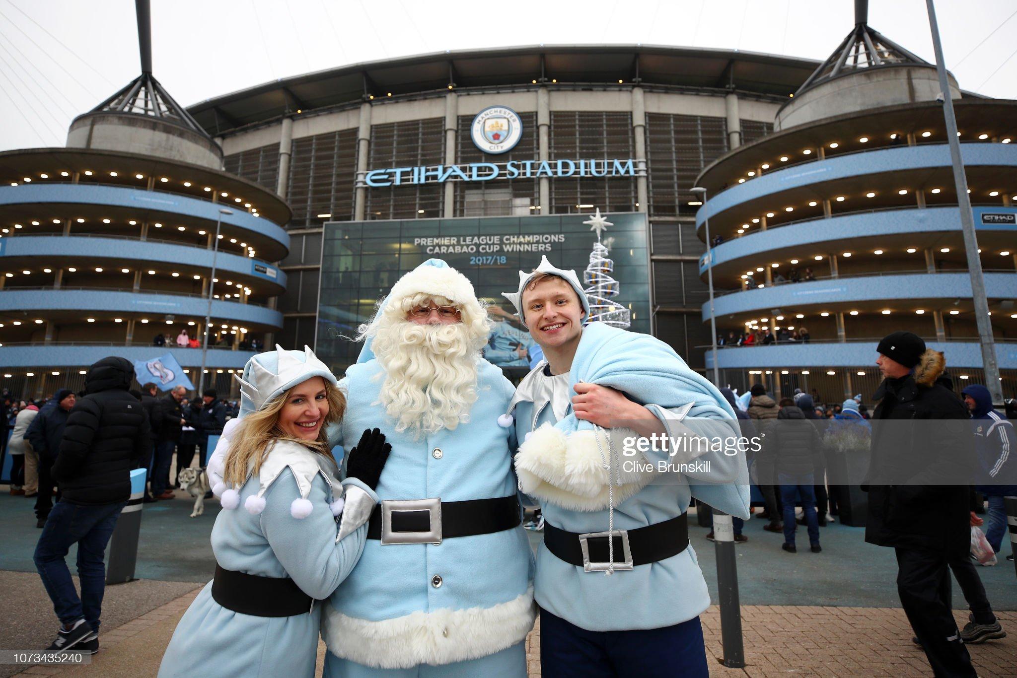 Manchester City v Everton FC - Premier League : Fotografia de notícias