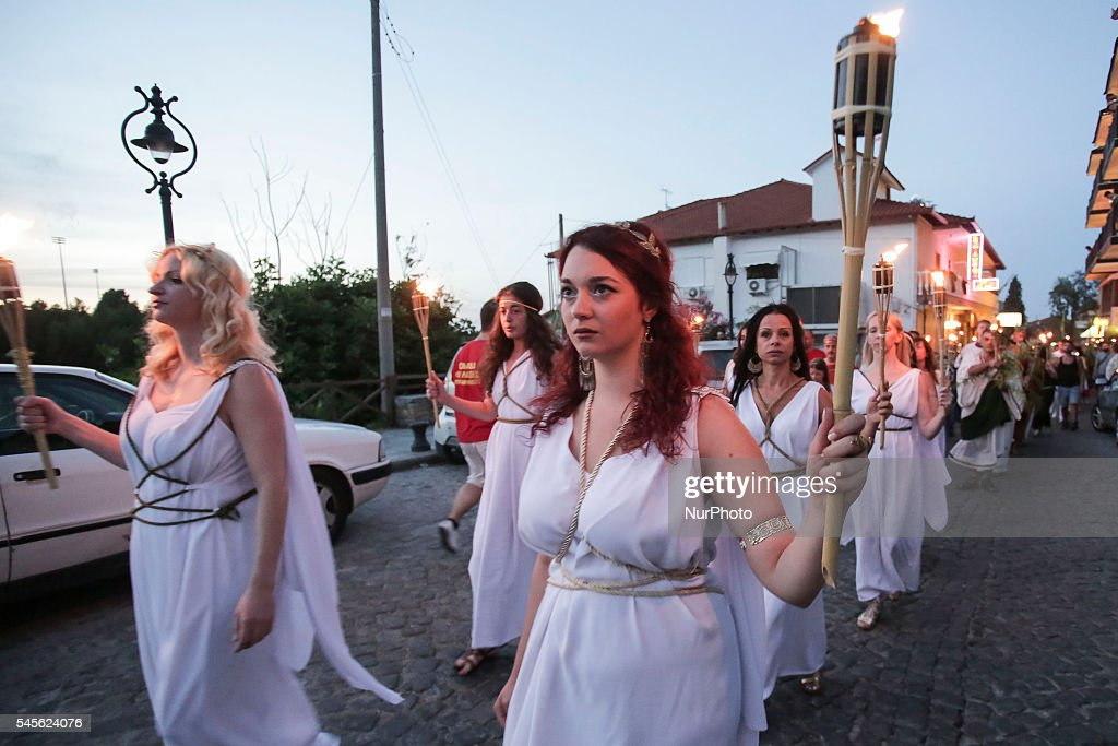 Prometheia Festival Ancient Greek Religion Ceremonies - Greek religion