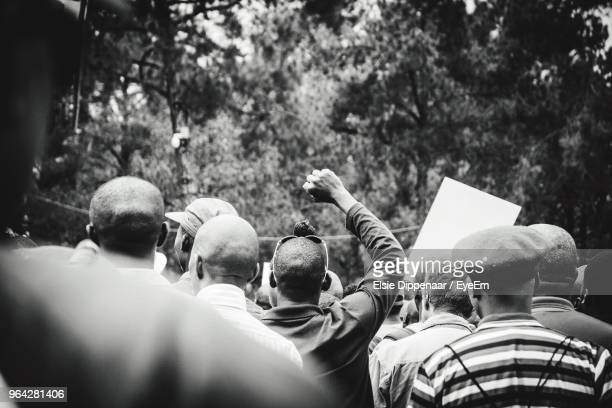 people during protest - demonstration stock pictures, royalty-free photos & images