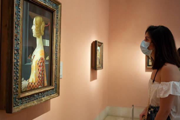 ESP: Thyssen-Bornemisza Museum Reopens In Madrid