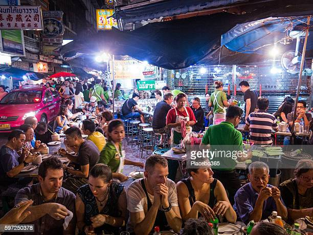 People Eating Like Locals Travel Street Food Asia