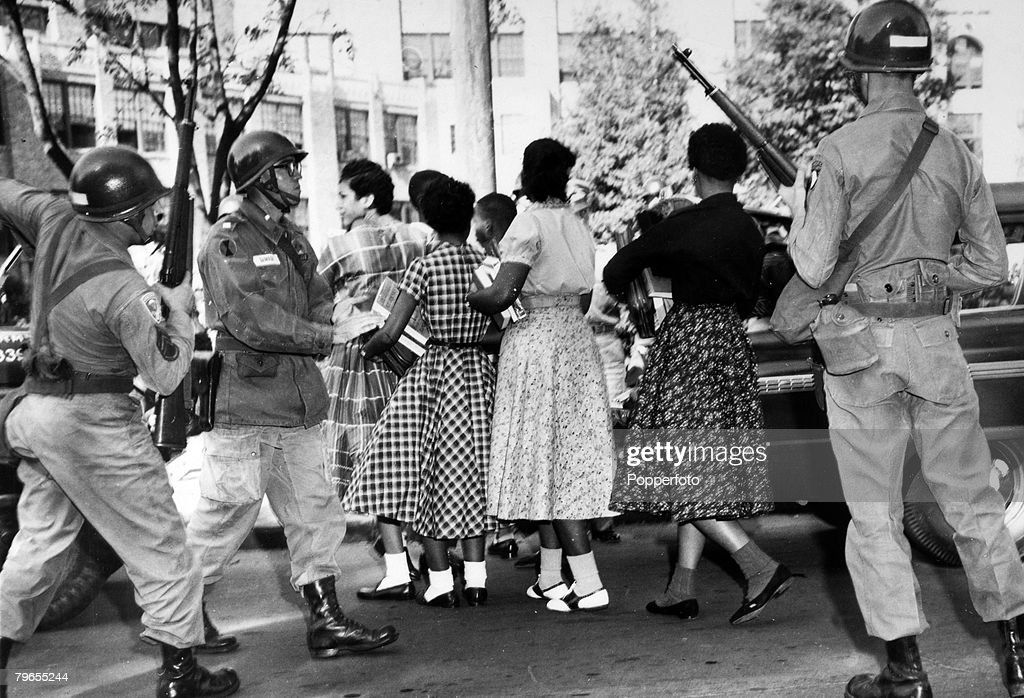 little rock arkansas essay 1957 The little rock nine were significant as symbols of the difference between the changing federal laws the school board of little rock, arkansas 1957, governor.