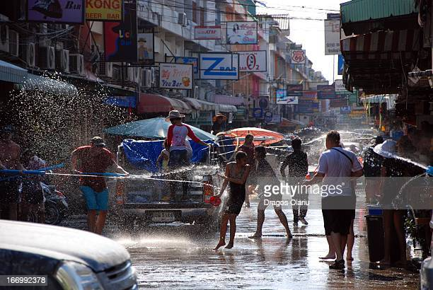 CONTENT] People enjoy a good soaking along beach road on the Wan Lai Day Water pistols are also on sales An action packed day of the year an annual...
