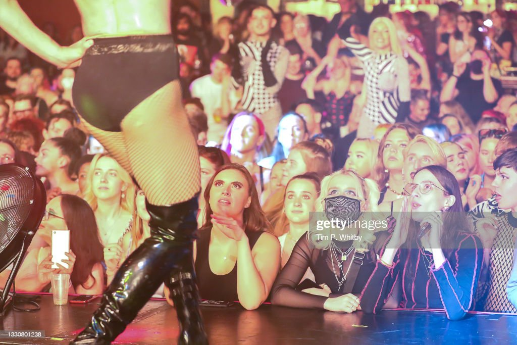 The Clapham Grand Welcomes Audience Members At Full Capacity As Live Performance Returns. : News Photo