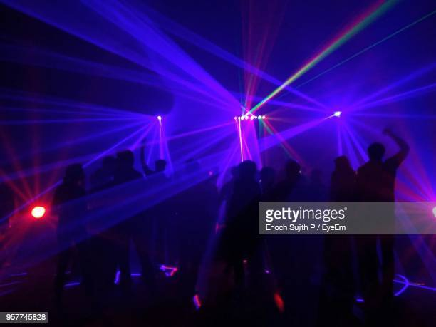 people enjoying in nightclub - nightclub stock pictures, royalty-free photos & images