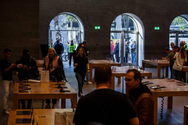 DEU: Apple Begins Selling New iPhone 11 In Berlin