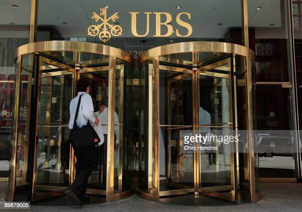 Ubs Investment Bank Pictures And Photos Getty Images