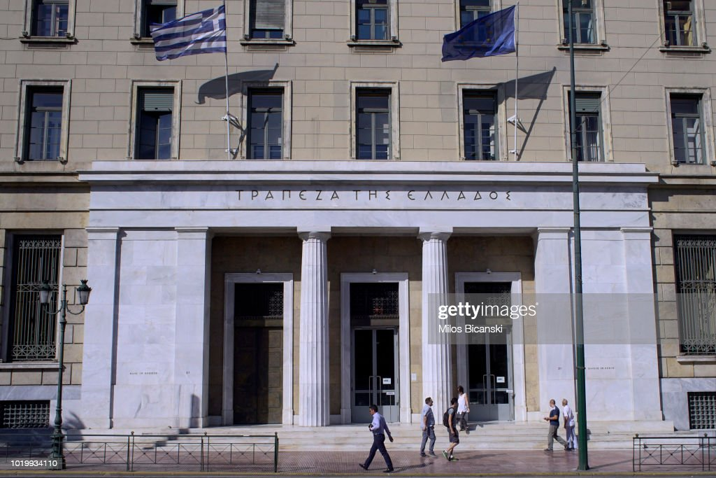 Greece Emerges From Final Bailout