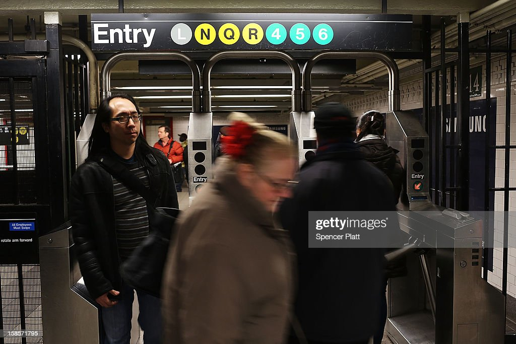 New York City's MTA Votes To Raise Fares In March : News Photo