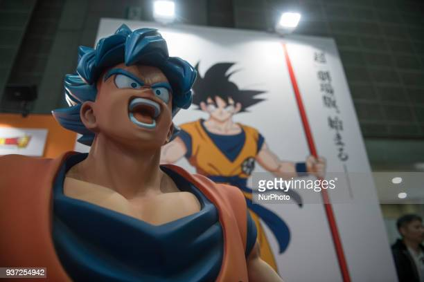 People from Japan and all over the world who loves anime participating in Anime Japan 2018 the biggest anime event in the world which celebrates its...