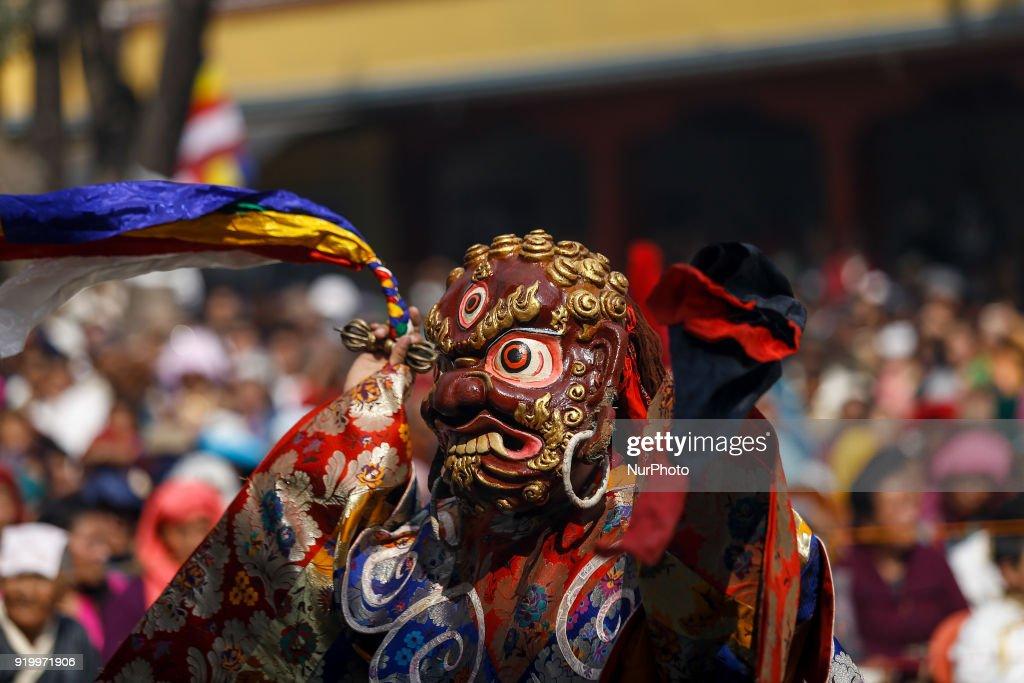 Lunar New Year celebrate in Kathmandu