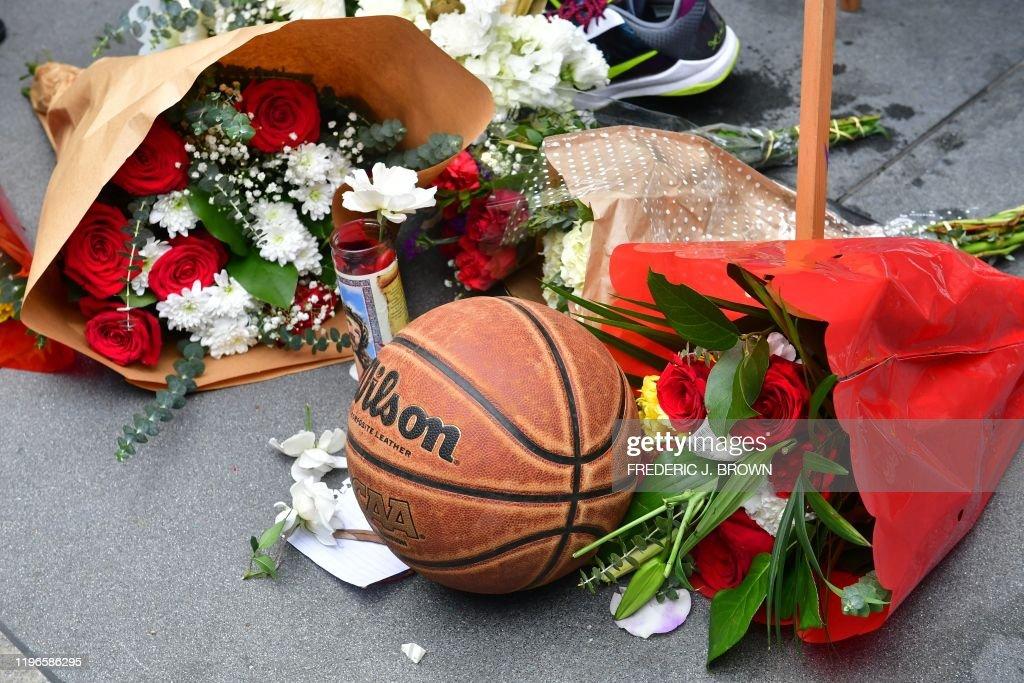 Basket-NBA-Bryant-DEATH : Nachrichtenfoto
