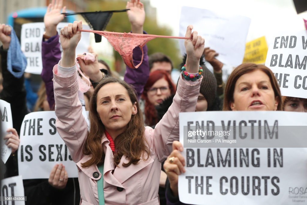 Sexual violence protest : News Photo