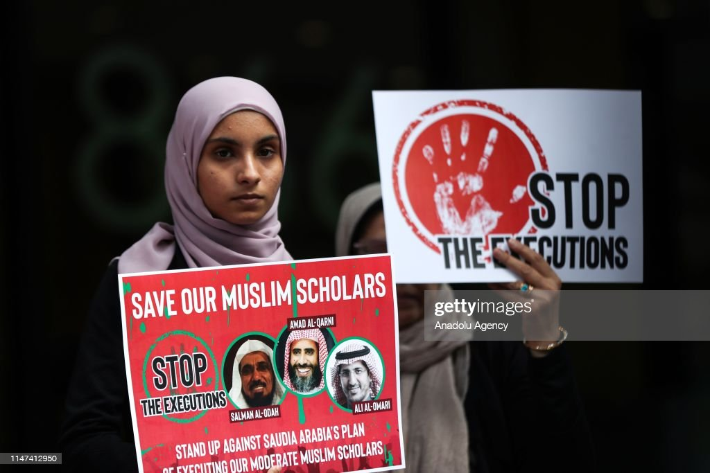 Protest in New York : News Photo