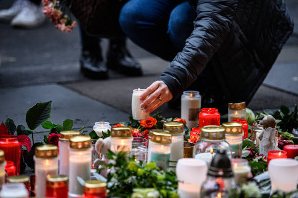 DEU: Trier Death Toll Rises To Five Following Motorist's Attack