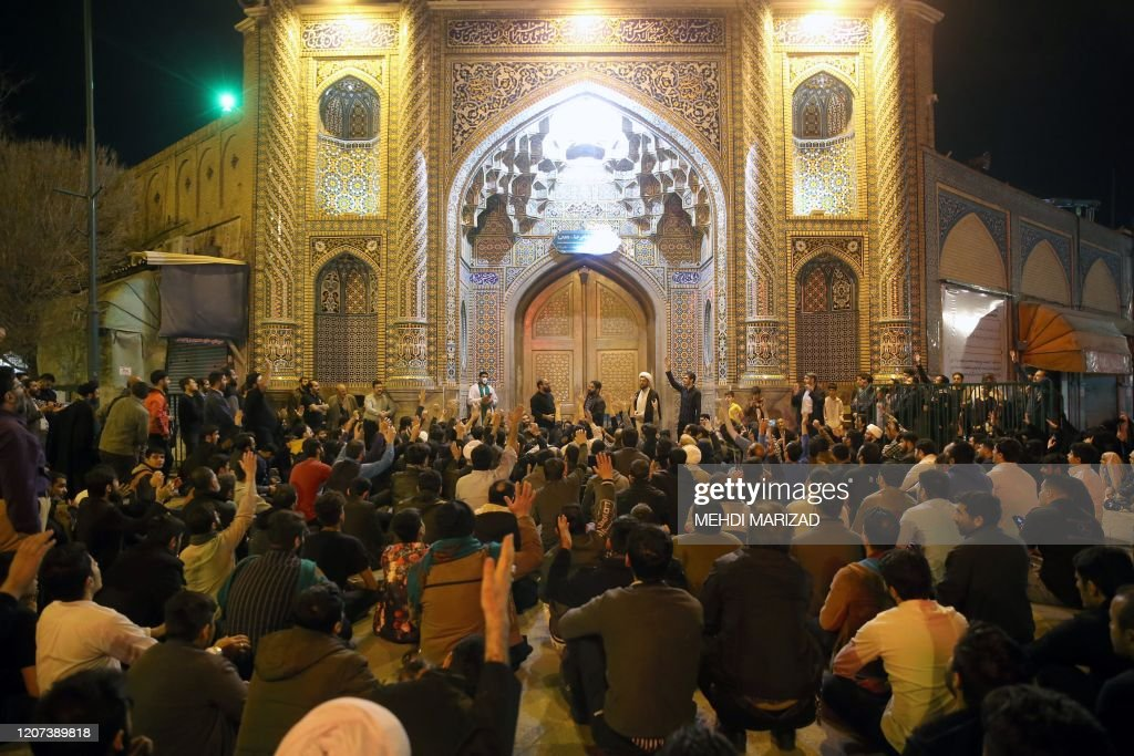 IRAN-HEALTH-VIRUS : News Photo
