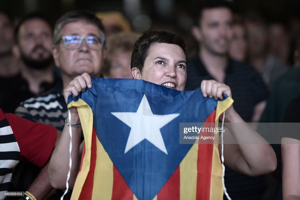 Regional Elections in Catalonia : News Photo