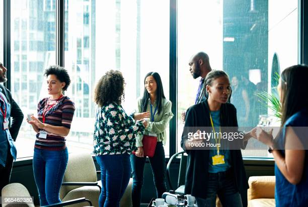 people having meeting in office - event stock pictures, royalty-free photos & images