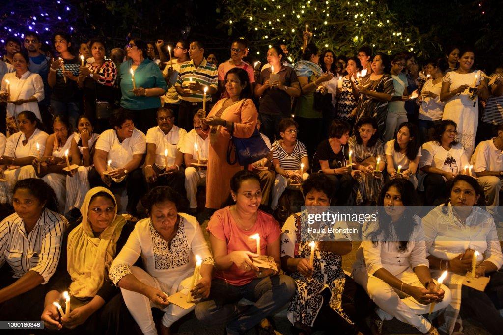 Sri Lanka's Government Under Crisis : News Photo