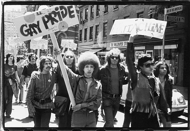 UNS: 28th June 1970 - The First Pride March In NYC