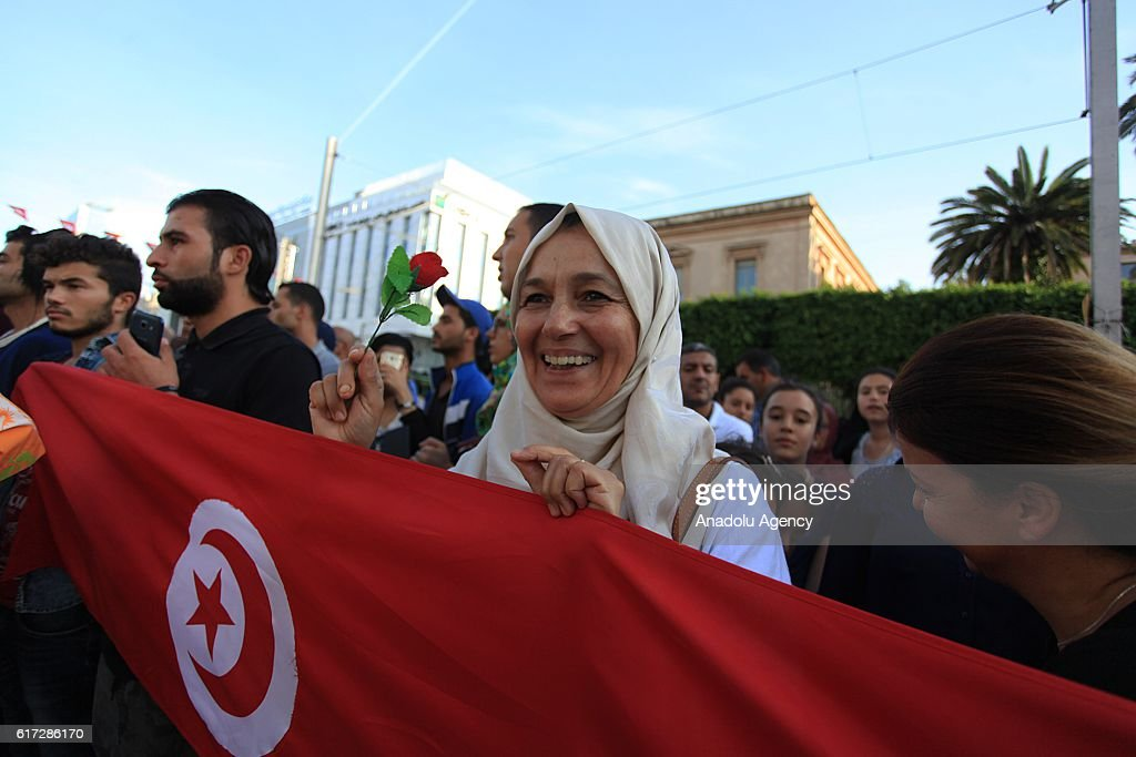 189th anniversary of Tunisian flag : News Photo