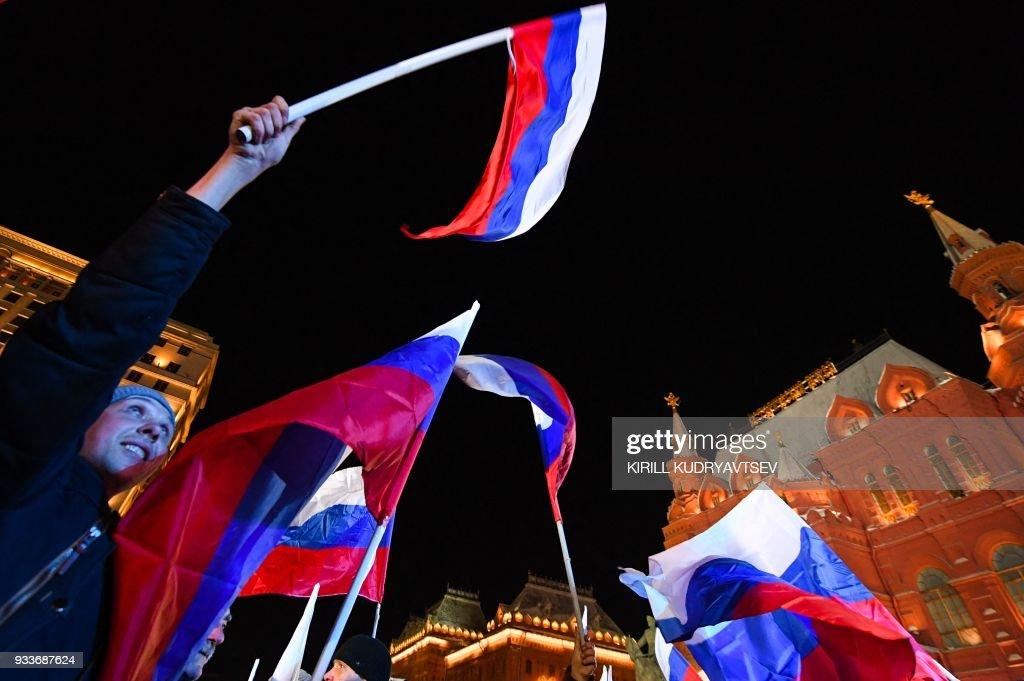 Of Russian Flag Kirill