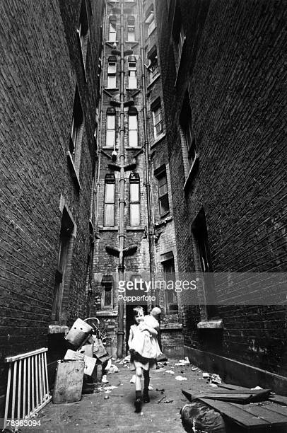 25th September 1966 Deplorable flats slum conditions being offered for sale in Islington London